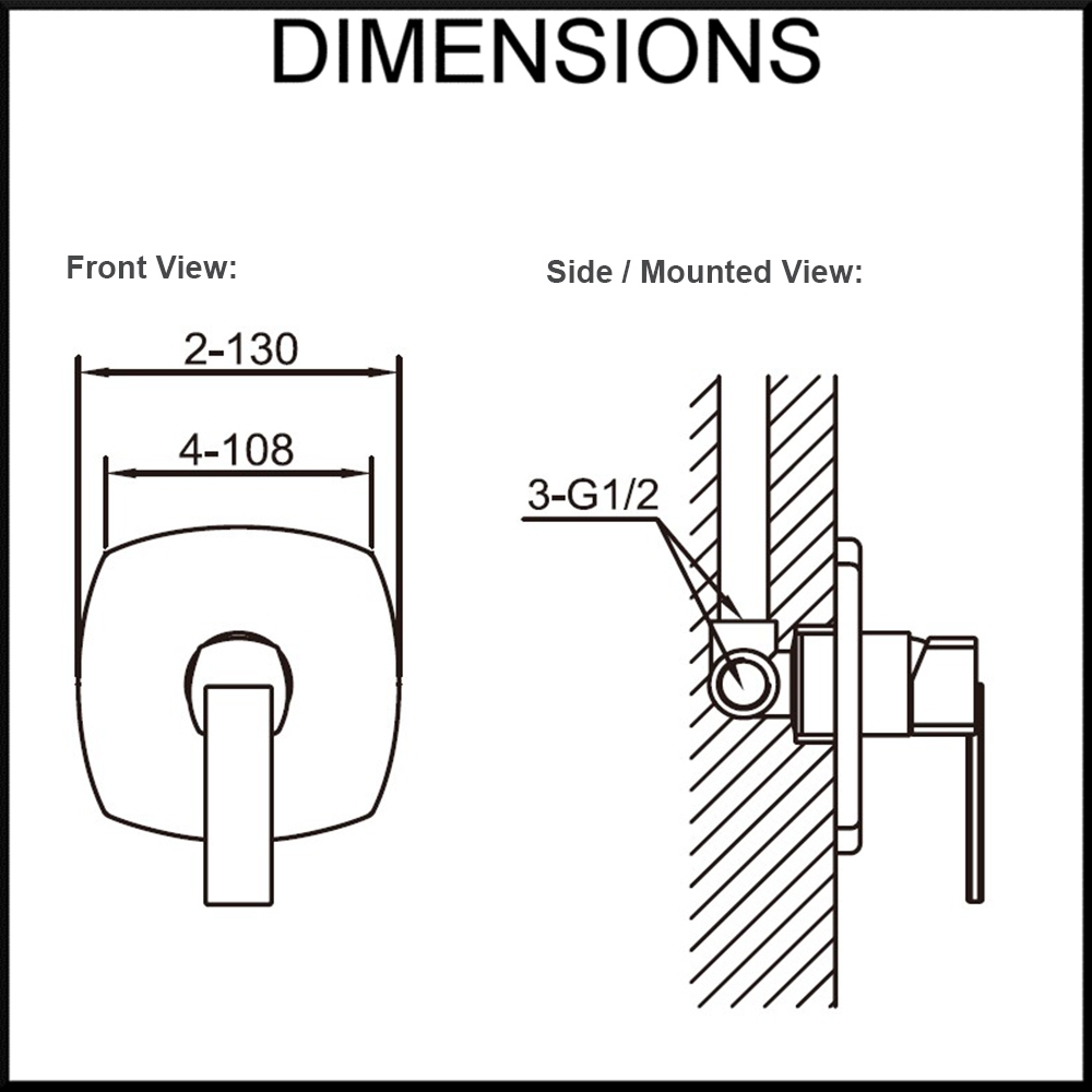 siena-shower-mixer-dimensions