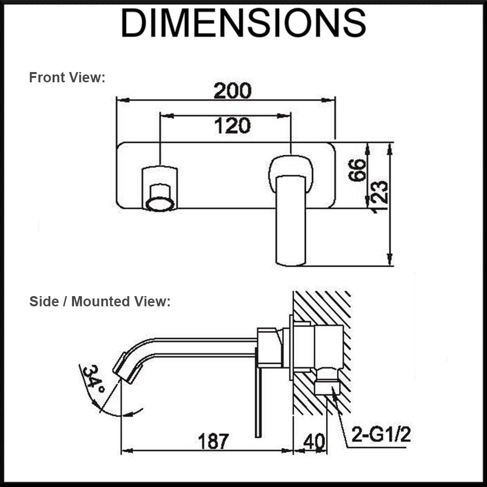 siena-shower-mixer-spout-dimensions