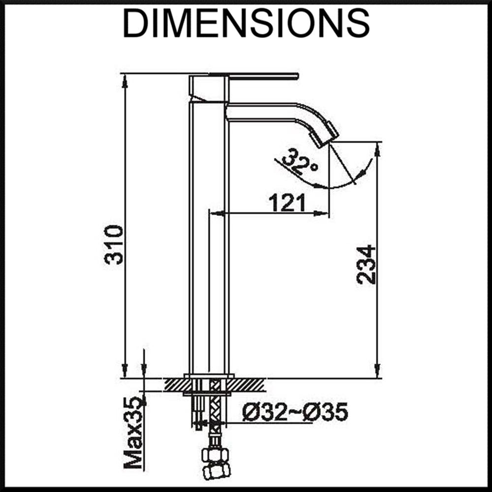 siena-tall-basin-mixer-dimensions