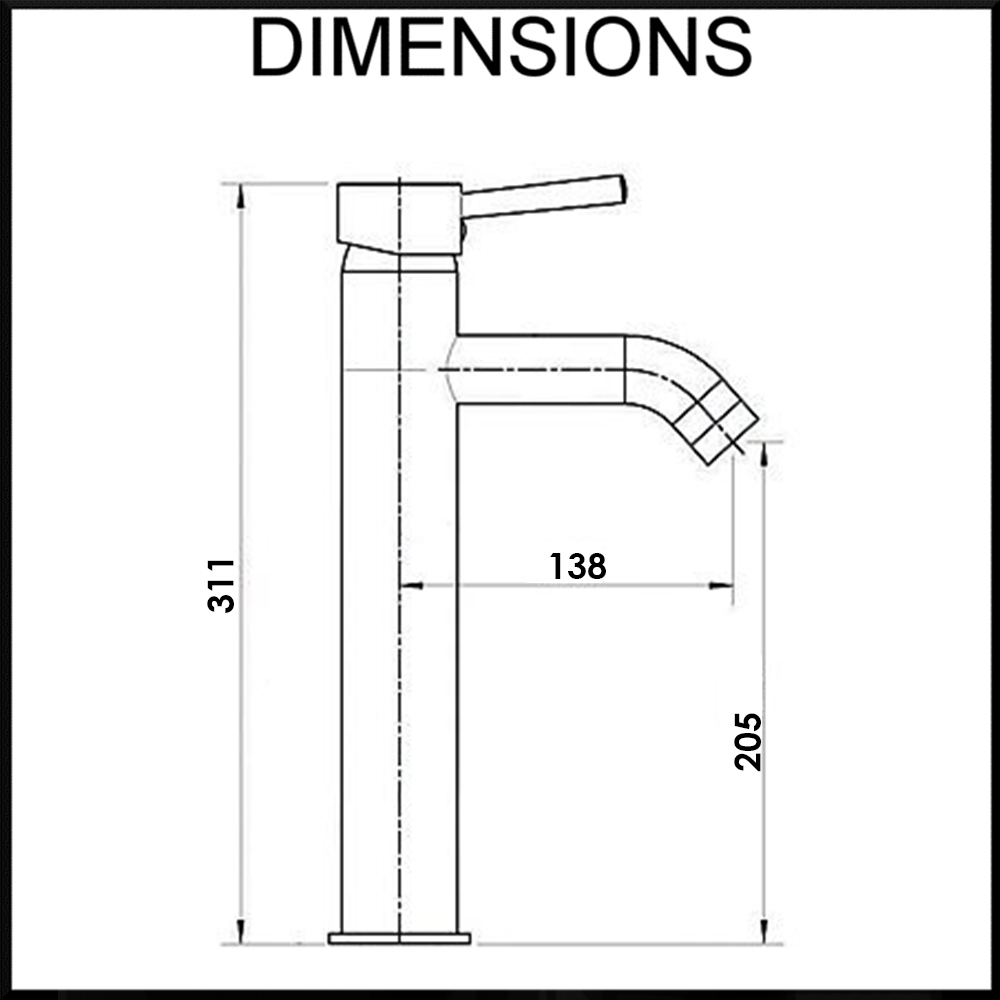piero-tall-mixer-dimensions