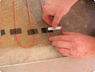 HOTWIRE laying down coil tape install