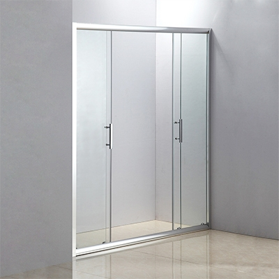 shower screens, frameless shower screen choices and glass shower screen ideas for bathrooms