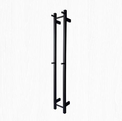 vertical towel rack and vertical heated towel rail for bathrooms