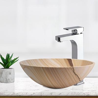 sandstone bathroom sink, sandstone basin stone sink for bathrooms