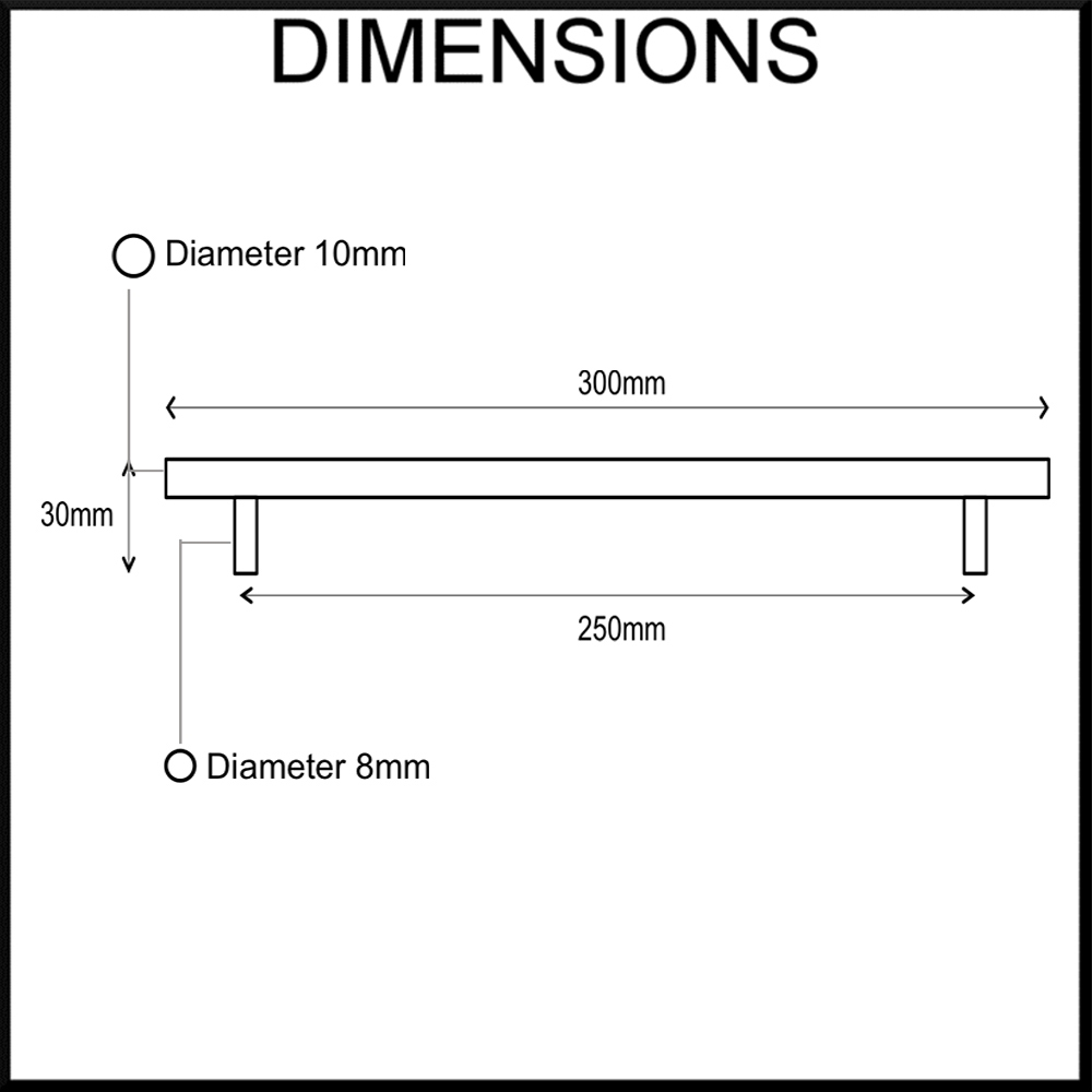 300mm-cabinet-handle-dimension