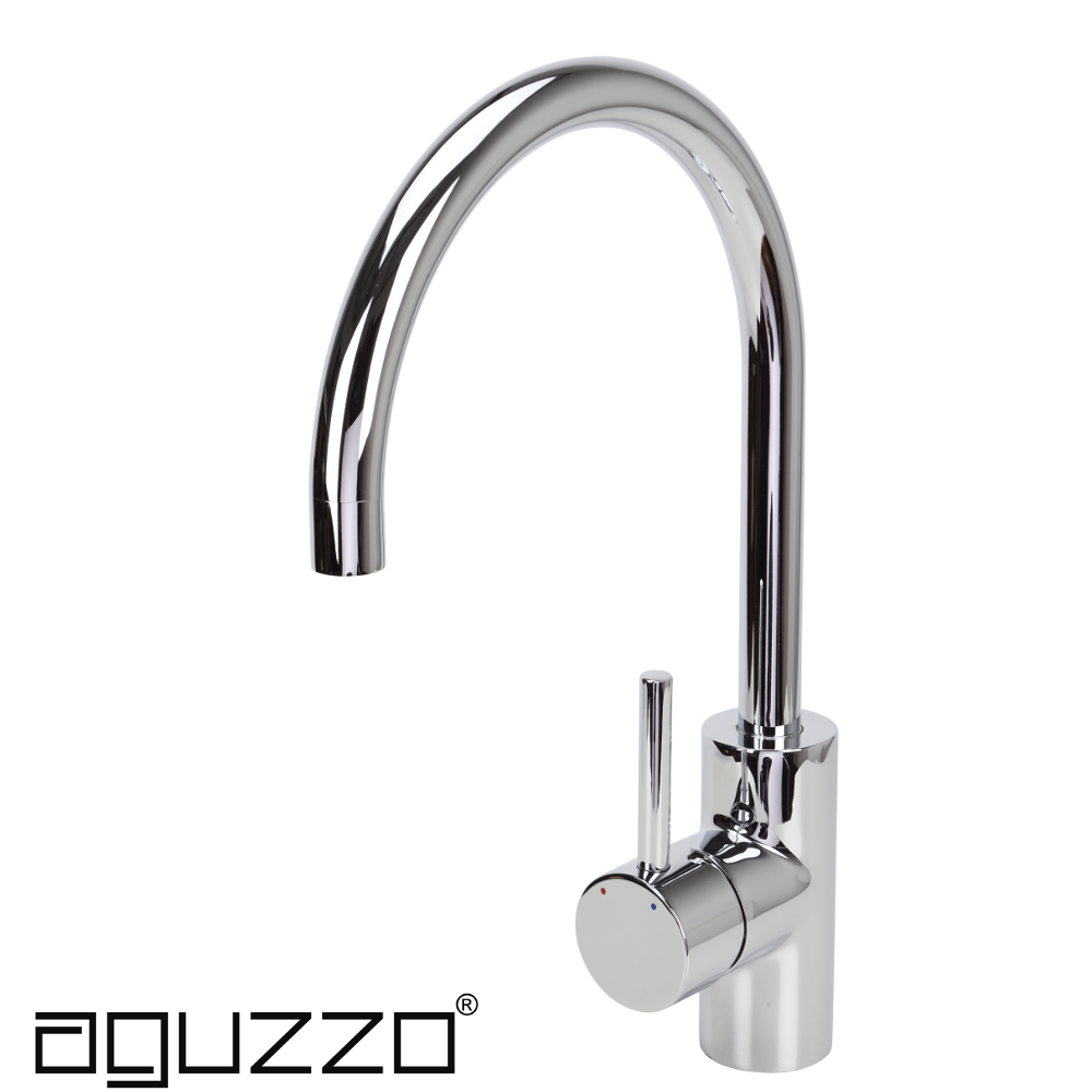 Chrome Kitchen Sink Mixer Tap