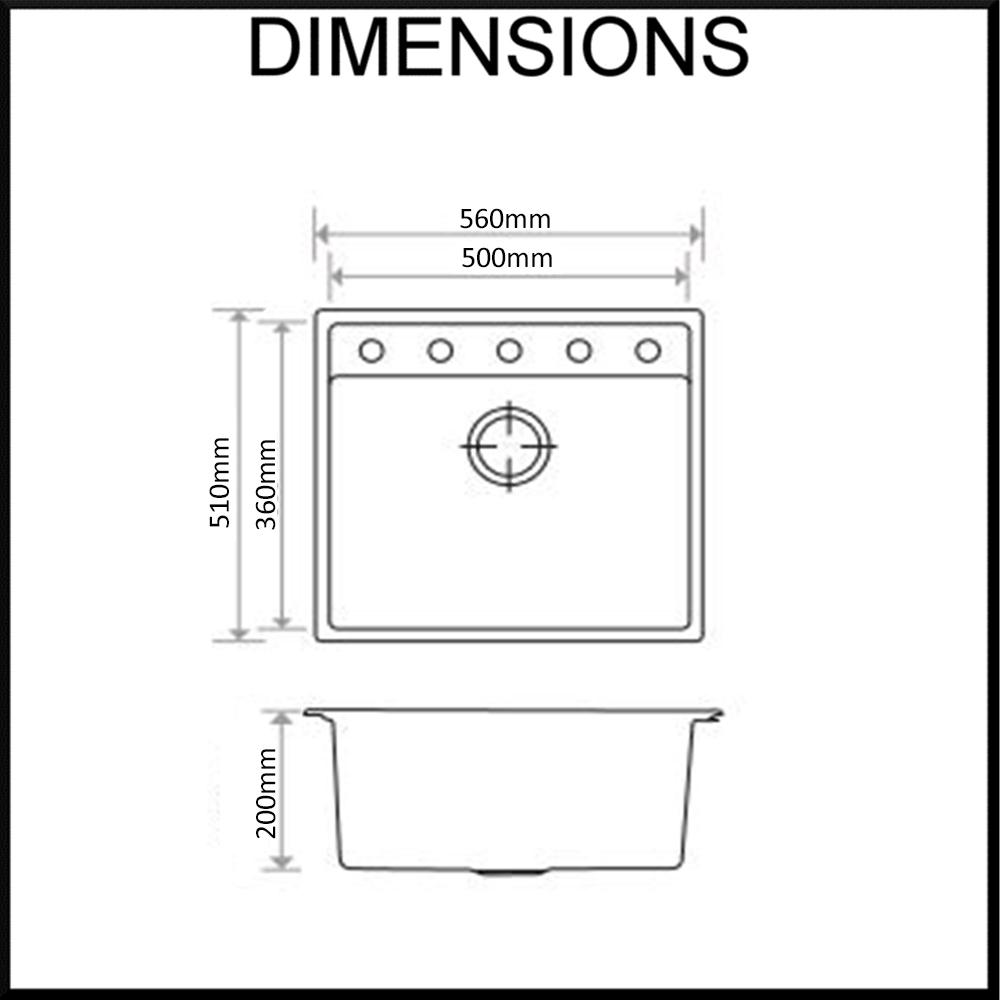 Carysil-waltz-kitchen-sink-granite