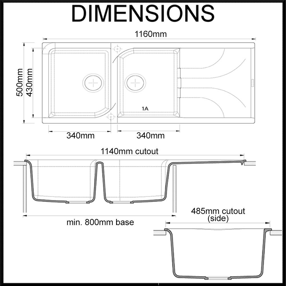 Cino-500T-kitchen-sink-granite