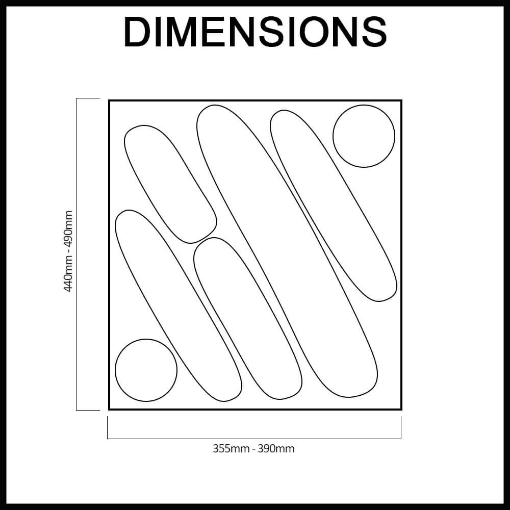 400mm utensils organiser for kitchen drawers dimensions guide
