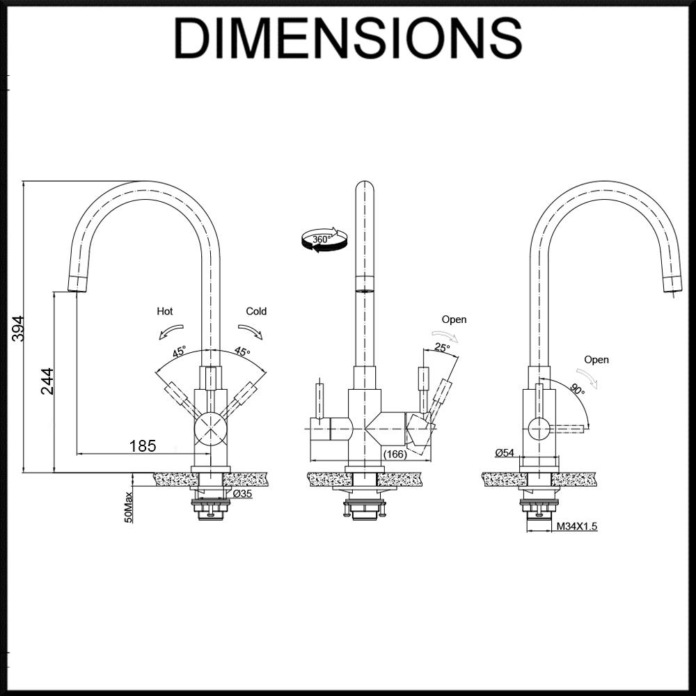 Otto dimensions