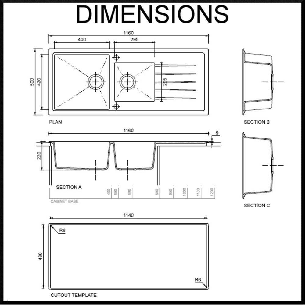 zum-cubo full dimensions