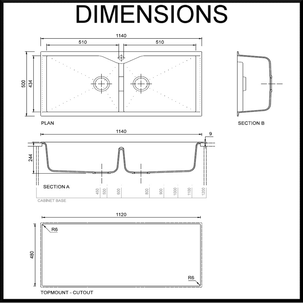 lusso-granite-kitchen-sink-dimension-diagram