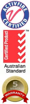 Activfire and Australian Standard