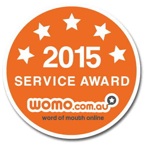 womo customer service award 2014