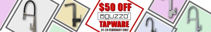 Aguzzo Tapware Sale
