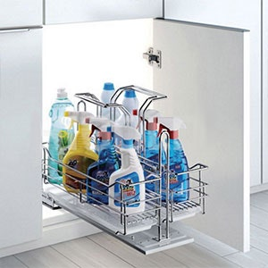 pull out kitchen organiser