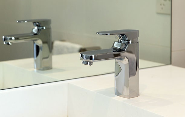 faucet and tapware