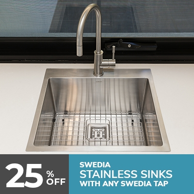 swedia sink and tap