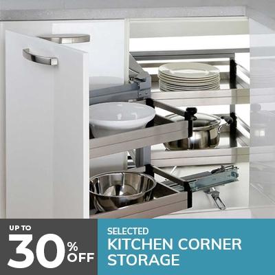 kitchen corner storage units