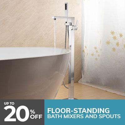floorstanding taps