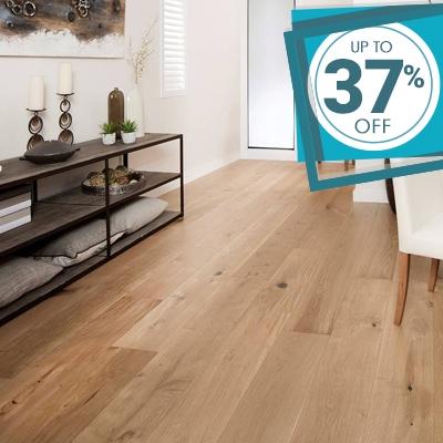 Engineered Oak Floorboards on Sale