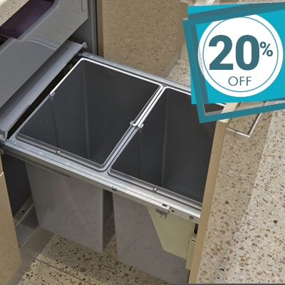 Pull-Out Waste Bins on Sale