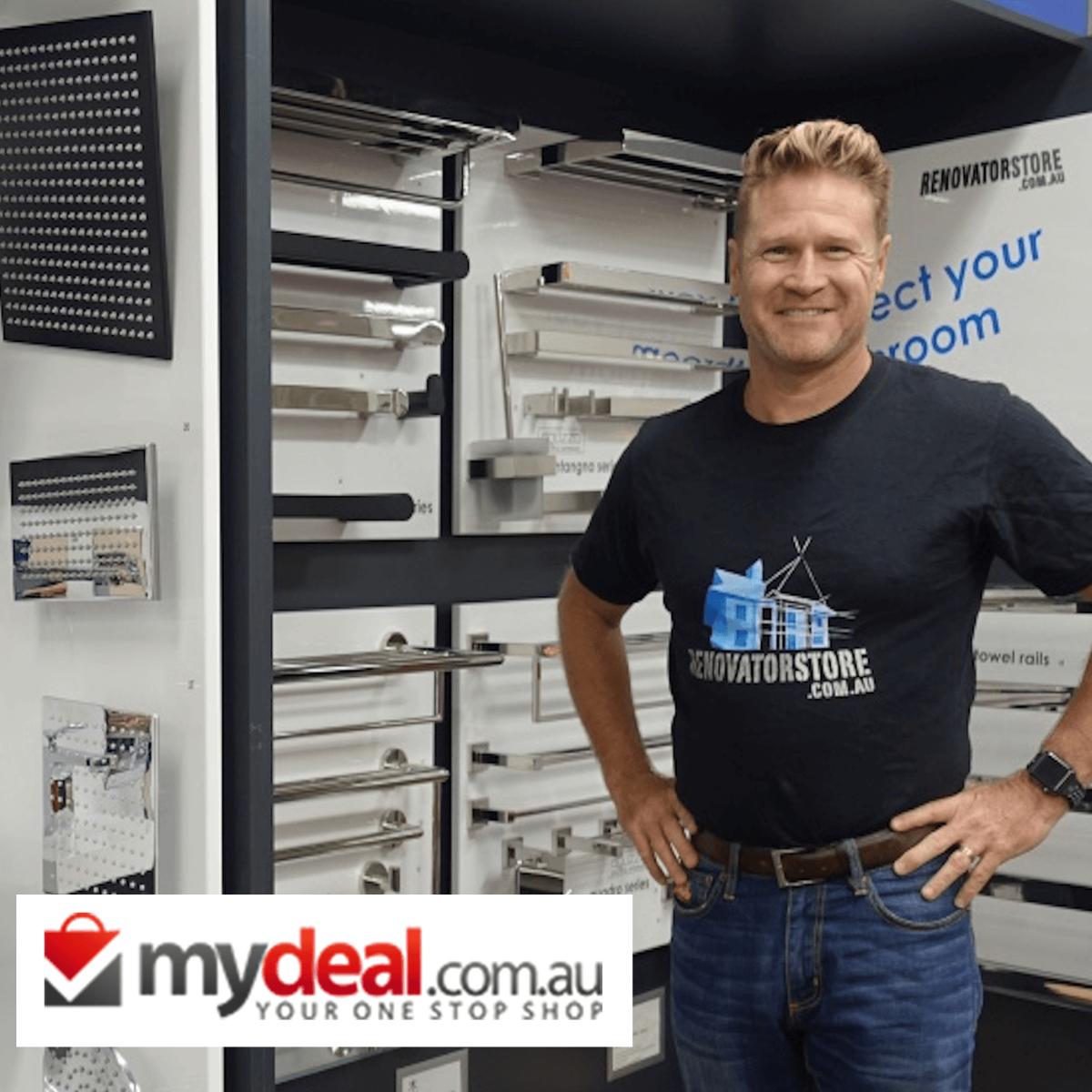 inspiring career change story - scott pendlebury of renovator store