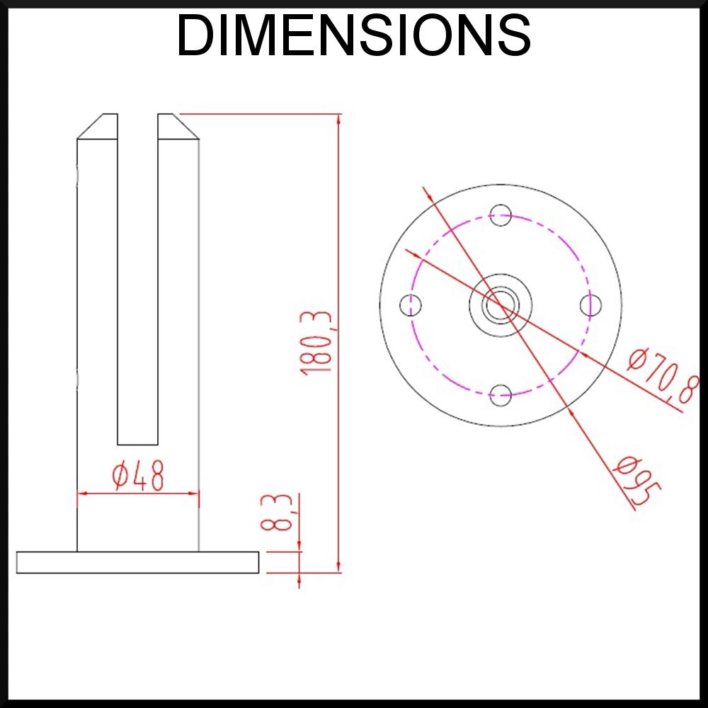 dimension-diagram-aluminium-spigot-pool-fence