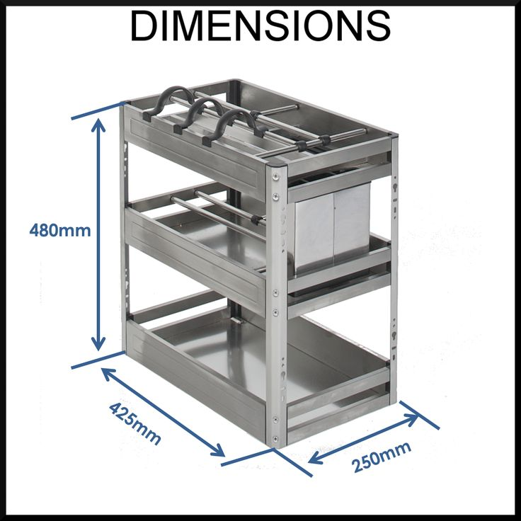 elite-chef-pull-out-cupboard-300mm