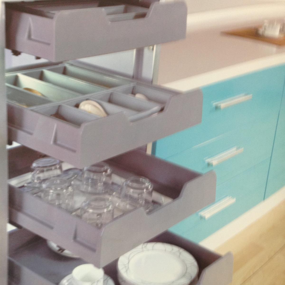 pantry cupboard storage drawers, kitchen pantry storage drawer organiser ideas