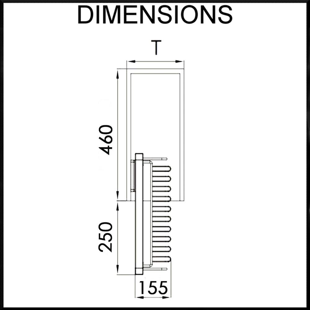 heuger-tie-rack-dimensions