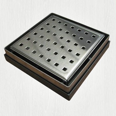 drain and floor waste for showers and bathrooms