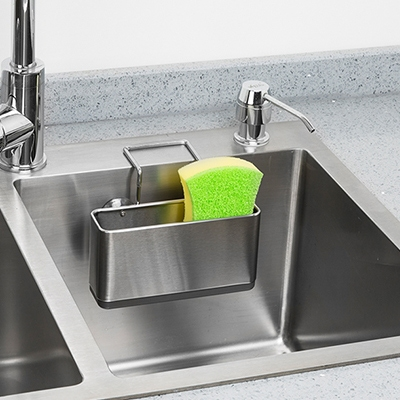soap dispenser, drainer, tray, and kitchen accessories for sinks