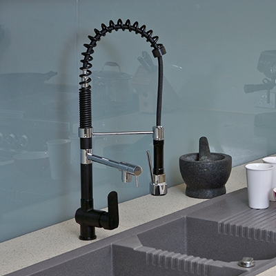 pull out kitchen mixer, kitchen mixer tap with pull out spray, kitchen tap with hose, flexible hose, pull out tap