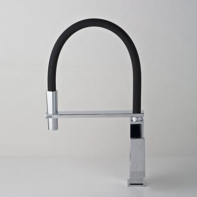 kitchen tap with hose, mixer tap hose, black gooseneck tap, tap flexi hose, sink tap hose
