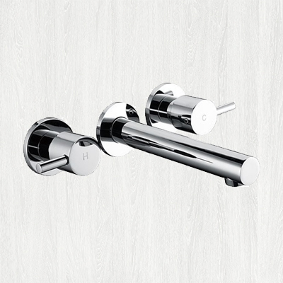 kitchen taps, double handle mixer tap, basin spout, hot and cold tap, hot and cold water tap