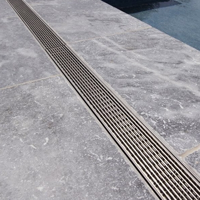 drain grate, shower grate, channel drain, drainage solutions