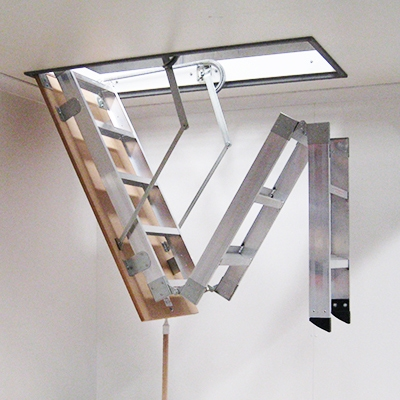 ladder, attic, attic ladder, wooden ladder products